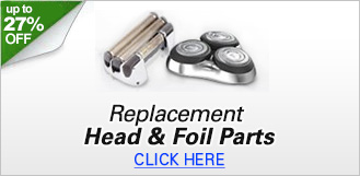 Remington Replacement Shaver Heads Foils