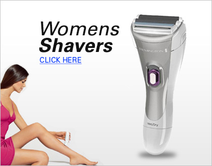 Remington Womens Hair Removal