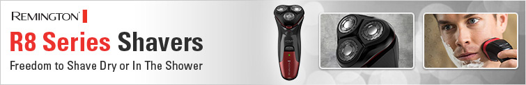 R8 Series Shavers