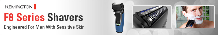 F8 Series Shavers