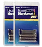 Remington SP93 (2-Pack) Replacement MicroScreen