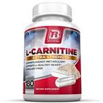 BRI Nutrition BRI-L-CARNITINE-180-CAPS (Single Pack) L-Carnitine - 180