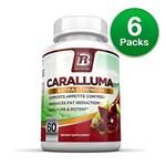 BRI Nutrition BRI-CARALLUMA-60-CAPS (6-Pack) Caralluma Fimbriata - 60
